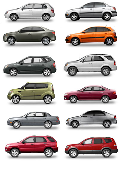 All Types Of Cars >> Cuba Rent A Car Types Of Cars Available